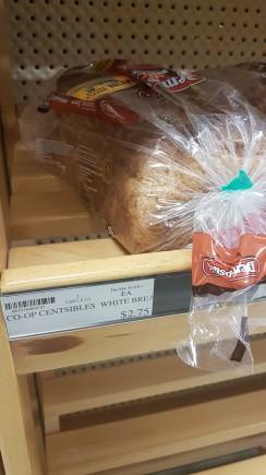 Le seul pain restant